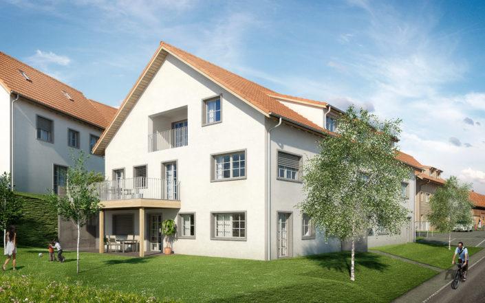 «Schauenbergblick» – Schlatt – Haus A