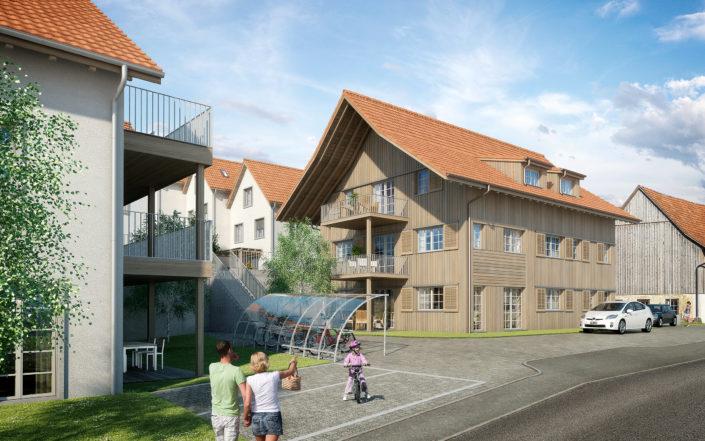 «Schauenbergblick» – Schlatt – Haus B
