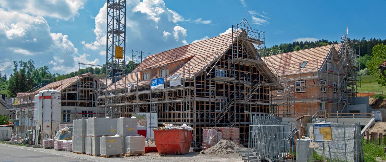 Projekt «Schauenbergblick» Schlatt – Mai 2018