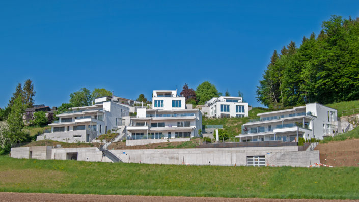Projekt «Sunnehügel Hushalde» Dussnang – Mai 2018